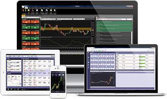 NSTrader App for mobile & desktop devices
