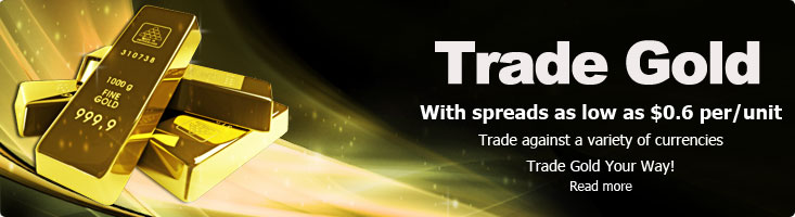 Trade Gold with NSFX